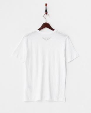 ホワイト  WASSA LIN Tシャツ見る