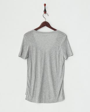 グレー TINO METAL Tシャツ見る