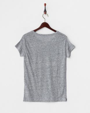 グレー KIM LIN PRINT Tシャツ見る
