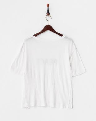 ホワイト  KANYE BURN Tシャツ見る