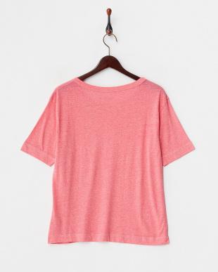 ピンク  KANYE BURN Tシャツ見る
