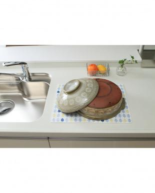 リーフ 吸水・速乾水切りマット(大判)|sambelm見る