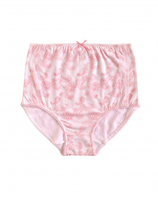 ピンク  ポレンヌ マタニティショーツ 2枚セット見る