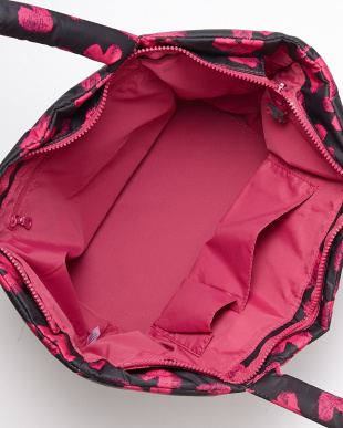 Pink Heart  Medium Tote見る