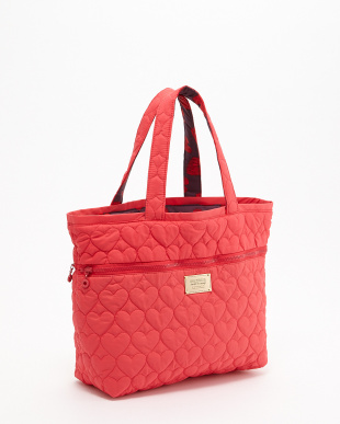 Red Heart  Reversible Tote見る