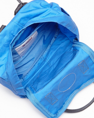 UN Blue Navy  Kanken Miniバックパック見る
