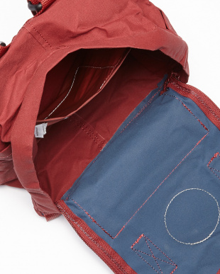 Royal Blue Ox Red  Kanken Miniバックパック見る