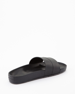 BLACK/DARK SLATE  MENS ORG MOUS SLIDE sandal見る