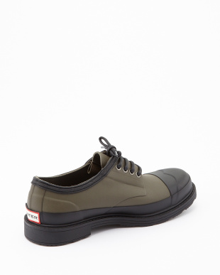 SWAMP GREEN/BLACK  M ORG DERBY shoes見る
