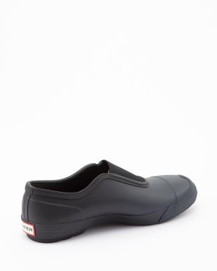 BLACK/DARK SLATE M ORG PLIMSOLE CLR HAZE sneaker見る