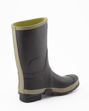 BLACK/CLAY  M FLD TALL BT RMA GARDENER boots見る