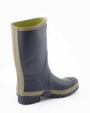 NAVY/CLAY  M FLD TALL BT RMA GARDENER boots見る