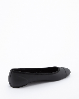 BLACK  ORIGINAL BALLET FLAT SHOES見る