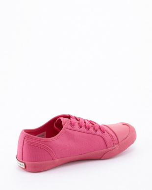BRIGHT CERISE WMN ORG CANVS LO TOP SNEAKER見る