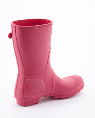 BRIGHT CERISE  WOMEN ORIGINAL SHORT BOOTS見る