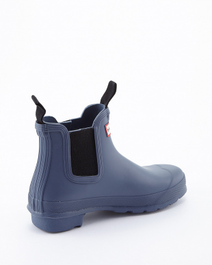 MINERAL BLUE  W ORG CHELSEA RMA SHORT BOOTS見る