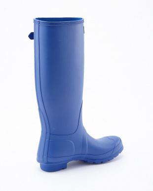 BRIGHT COBALT  WOMENS ORG TALL BOOTS見る
