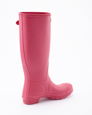 BRIGHT CERISE  WOMENS ORG TALL BOOTS見る