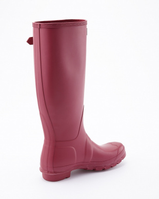 RASPBERRY  WOMENS ORG TALL BOOTS見る