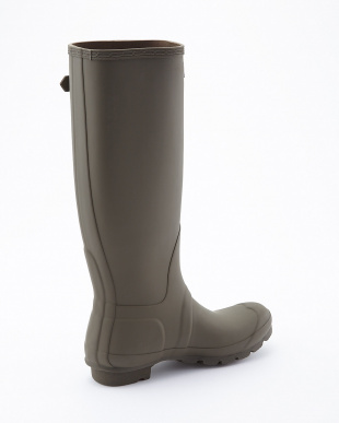 SWAMP GREEN  WOMENS ORG TALL BOOTS見る