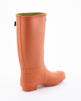 ORANGE LICHEN  FIELD HUNTRESS TALL BOOTS見る