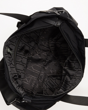 BLACK ORIGINAL NYL MOUST MESSENGER BAG見る