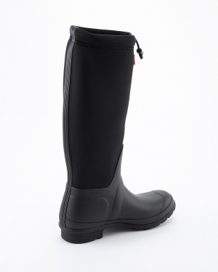 BLACK ORIG TOUR NEOPRENE TALL BOOTS見る