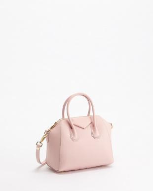 ピンク  スモールショルダーバッグ見る