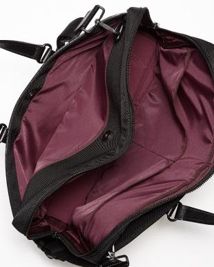 ブラック MOVE ビジネスバッグ(A4サイズ対応)見る