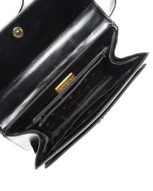 ブラック 2wayハンドバッグ見る