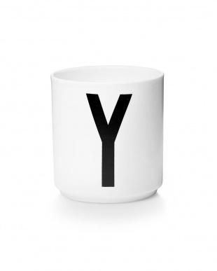 アルネ・ヤコブセン ポーセリンマグカップ Y、ポーセリンマグカップ用フタ  YELLOW見る