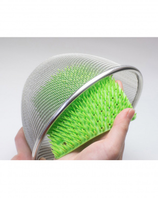 Border Sponge 食器洗い用スポンジ2点+PlaTawa for Kitchen キッチン用ブラシ2点 セット見る