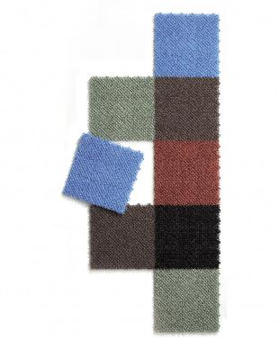 サンドブラウン  ShibaRug(4枚入り) カラー人工芝見る