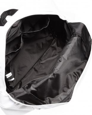ホワイト  CV・Visron Zipper Back Pack見る