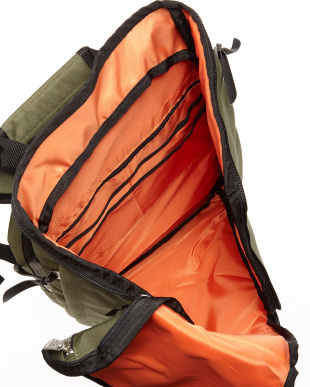 カーキー  IDP Backpack HOTODOG見る