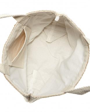 ホワイト  LP MIX Linen prrint bag flags見る