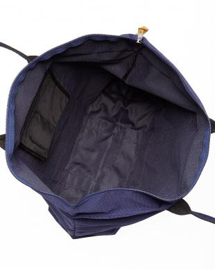 パープル  DK C-Polyester TOTE BAG-WIDE見る