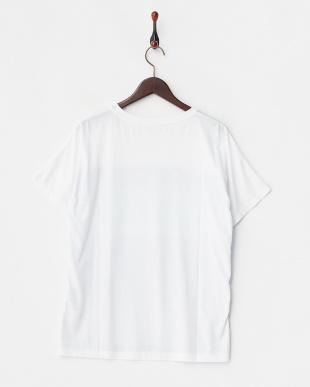 ホワイト BUY ART コラボTシャツ見る