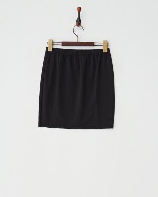 ブラック ペチスカート見る