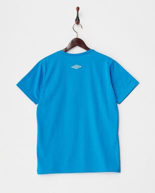 ブルー  HEADS UP. Tシャツ見る