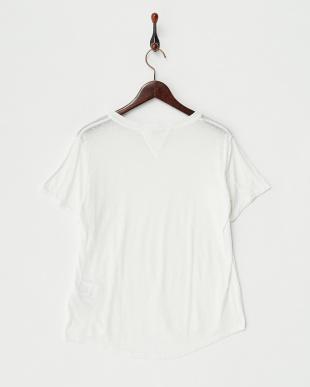 white FIFTY CRIBTシャツ見る