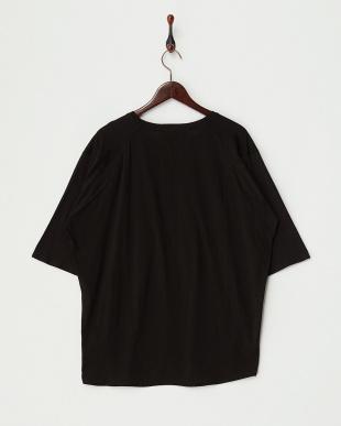 black  fintana cyleビッグTシャツ見る