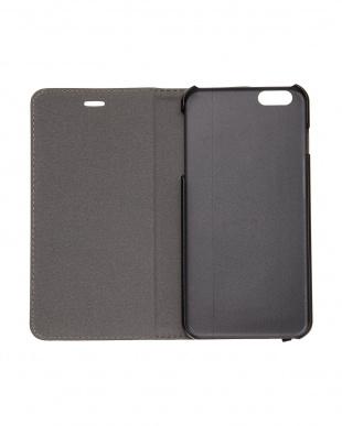 ブラック クラシック ブックタイプケース iPhone 6 Plus/6s Plus専用見る
