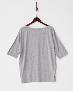 グレー  C/RリラックスTシャツ見る