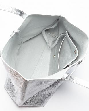 シルバー  BAG(縦型)・ポーチ付見る
