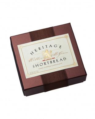 HERITAGE ショートブレッド ハンドディップチョコレート見る
