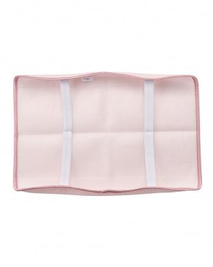 ピンク  クール&クリーン アレルG 枕パッド見る