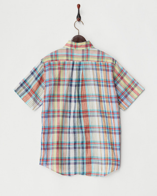 SAX チェックシャツ見る
