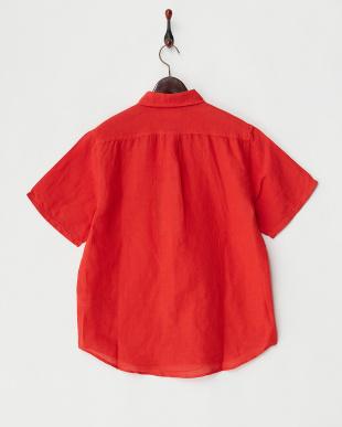 RED  リネンシャツ見る