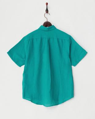 GREEN  リネンシャツ見る